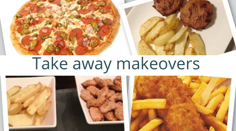 How to make healthier takeaway