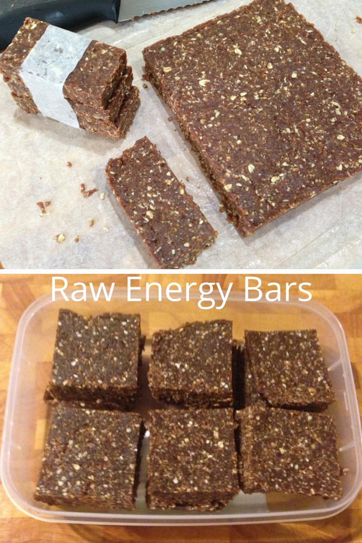 choc energy bars
