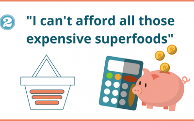 Why you don't need expensive superfoods to be healthy