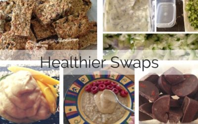 17 No Brainer Healthy Swaps