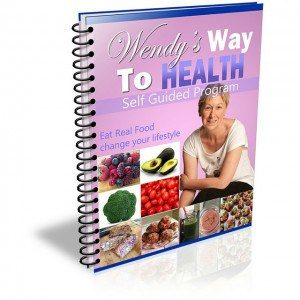 Cover image of Wendy's Way e-Guide to a healthier life