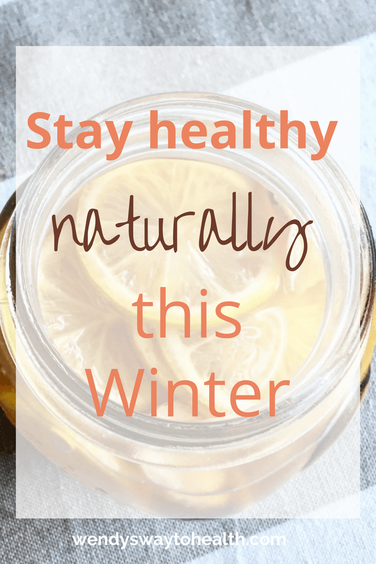 Stay healthy naturally during Winter with these cold and flu fighting foods