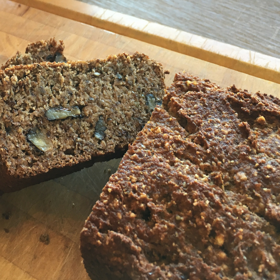 Wendy's Way banana walnut bread