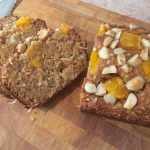 Mango macadamia loaf from Wendy's Way to Health