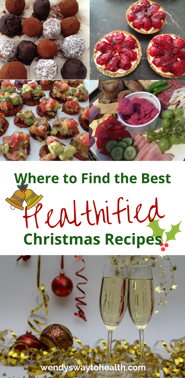 Where to find the best healthified Christmas recipes