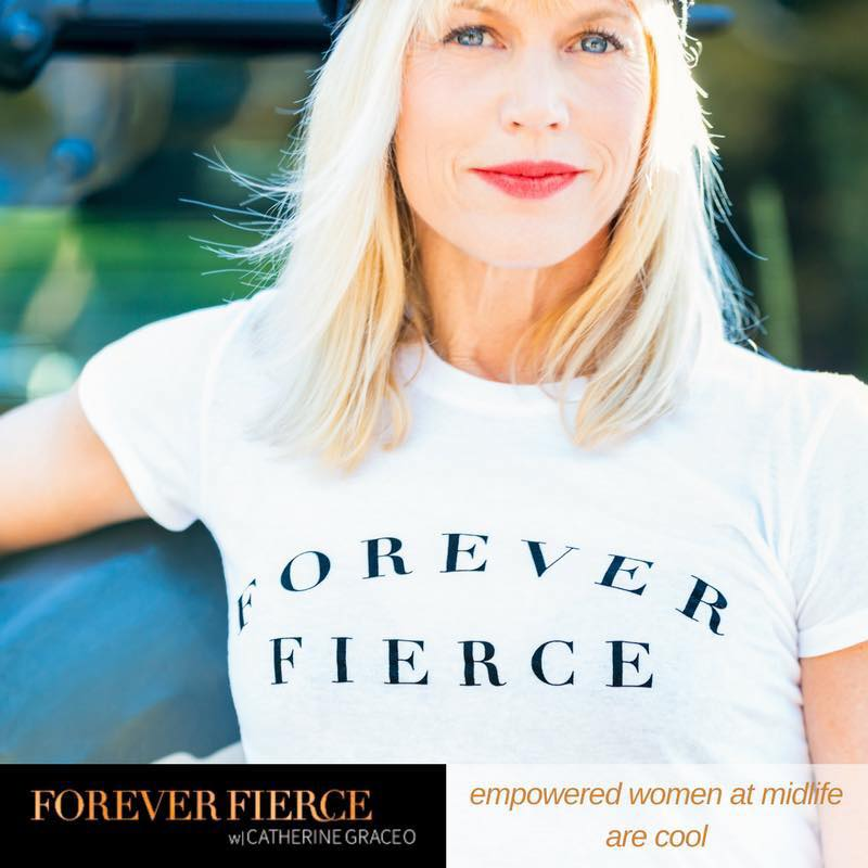 Catherine Grace O – Founder, Forever Fierce