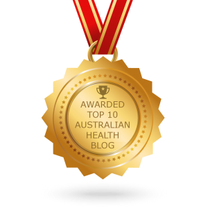 Top 10 Australian health blog