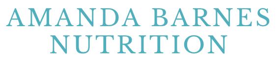 Amanda Barnes Nutrition logo
