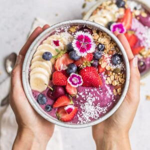blueberry-acai-bowl